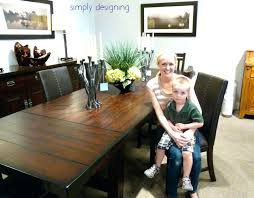 dining table round havertys room chairs set discontinued furniture