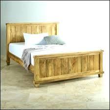 Barn Wood Bed Frame Lornareikoinfo Reclaimed Wood Bed Frame Grey ...