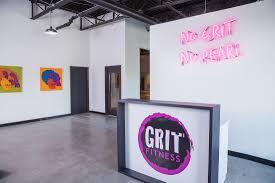 Grit Design Studio Grit Fitness Design District Grit Fitness