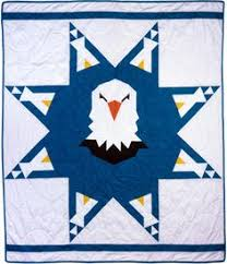 Star quilt with teepee holy smokes this is easily one of the most ... & Dancing Eagles Star Quilt Pattern | North American Indian and Native  Hawaiian Quilt Collection Adamdwight.com