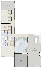 split level floor plan one bedroom cabin plans bungalow mid