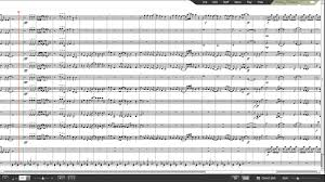 defying gravity sheet music defying gravity band arrangement youtube