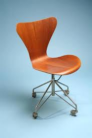arne jacobsen office chair. Office Chair, Series 7. Designed By Arne Jacobsen For Fritz Hansen \u2014 Modernity Chair