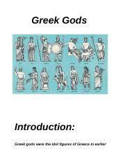 Lesson_greekmythology 7th Grade Lesson Plan Its Greek To