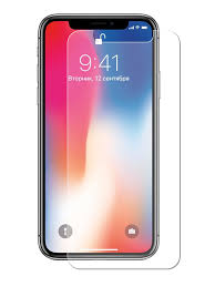 Аксессуар <b>Защитное стекло Exployd</b> для APPLE iPhone X 0.3mm ...
