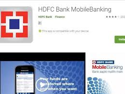 hdfcbank hdfc bank update bank restores old m banking app in play store and