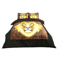 lion king bedding set lion king bedspread animal printed lion king bedding set twin queen king size duvet cover bed sheets pillow case lion king quilt