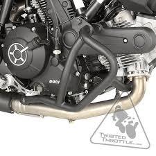givi tn7407 crash bars engine guards for ducati scrambler 800 15