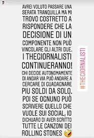 La luna e la gatta (feat. Tommaso Paradiso Lascia I Thegiornalisti Le Storie Non Sono Eterne Inutile Spiegare Perche Rolling Stone Italia