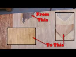 how to repair veneer furniture using a