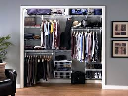 closet systems hanging home depot wood menards with glass doors peaceful majestic 4 rubbermaid closet organizers