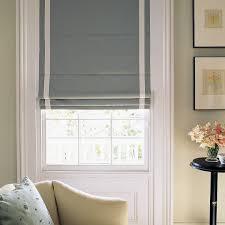 window roman shades traditional