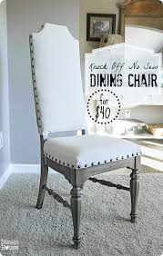 furniture refabs upholstered dining room chair makeover restoration hardware knock off