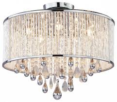 incredible warehouse of tiffany ellaisse 3 light chrome crystal chandelier home depot chandeliers crystal