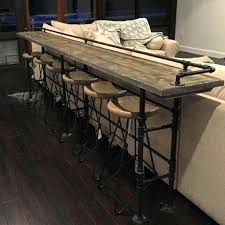 industrial pipe furniture. Wonderful Industrial Industrial Furniture Diy Pipe Bar Tops Family Room  Fall Decor Ideas Home Design   And Industrial Pipe Furniture