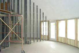 interior metal framing. Interior Framing \u2014 In A Monolithic Domes Is Not That Much Different Than Metal R