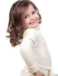 قصات شعر اطفال بنات