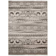 nourison karma beige 5 ft x 7 ft area rug