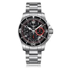 longines hydroconquest watches the watch gallery longines hydroconquest sln arabic numerals mens chronograph watch l36964536