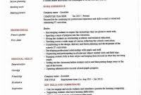 College Instructor Resume 1rsf Computer Teacher Resume Example