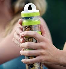 cool stuff for your office. portable snack storage jars cool stuff for your office