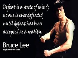 defeat quotes. bruce lee defeat quotes b