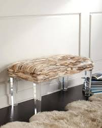 acrylic bedroom furniture. Acrylic Bed Frame Mink And Bench Bath Beyond Bedroom Furniture