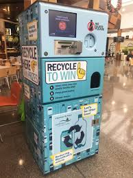 Reverse Vending Machine Recycling Enchanting Reverse Vending Machine Wyndham City