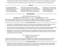 office large size senior. Electronic Cover Letter Good Visualize Nice Format For Executive Secretary Resume Large Size Grant Request Sample Office Senior