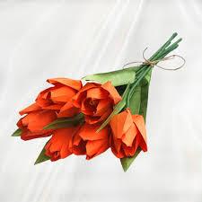 Premium 6 Origami Tulips