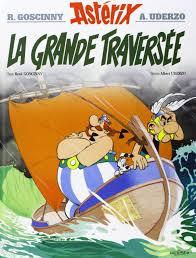 Amazon Fr Ast Rix La Grande Travers E N 22 Ren Goscinny
