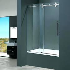 bathtub glass sliding doors bathtub glass sliding doors full image for bathroom decor with tub home bathtub glass sliding doors