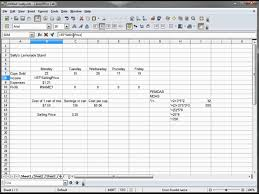 office define. 8 - Libre Office Calc, Open Excel Tutorial -- Define Cells By Names I