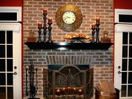 what to hang over fireplace mantel fantastic picture of fireplace design with various shelves over fireplace