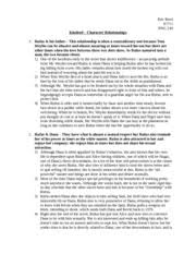 kindred essay dennis flynn mr jones section history of  2 pages eric reed kindred character relationships