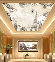 3d Ceiling Design Wallpaper Economic Chinese Professional 3d Pvc Roof Ceiling Wallpaper Designs Buy 3d Ceiling Wallpaper Roof Ceiling Design Pvc Ceiling Designs Product On
