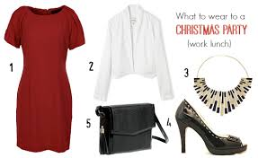 Christmas Party Wear IdeasChristmas Party Dress Ideas