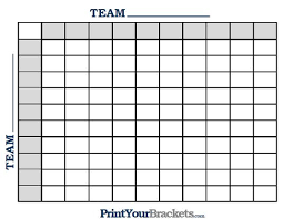 Office Footballpool Printable 100 Square Grid Football Pool In 2019 Football