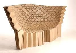 cardboard tube furniture. Furniture Made Of Cardboard The Studio A Designer House Based In Makes Aesthetic Furnishings Out Tube K
