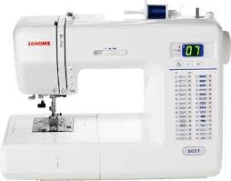 Janome Computerized Sewing Machine Reviews