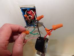 install dimmer switch single pole