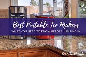 top 10 best portable ice makers reviews in 2019