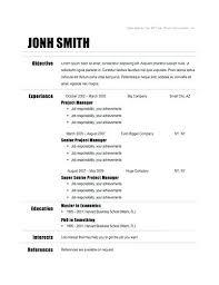 Chronological Resume Format Amazing Sample Chronological Resume Format Resume Directory
