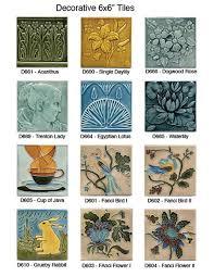 6X6 Decorative Ceramic Tile 100 best Tile images on Pinterest Art nouveau tiles Tiles and Tile 77