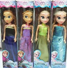 <b>1pcs</b> 2016 Baby Dolls Snow Queen <b>Princess</b> Anna <b>Elsa</b> Dolls <b>Mini</b> ...