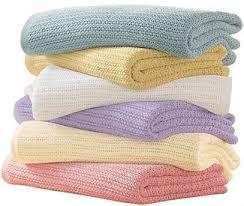 thermal cotton blanket. Cotton Thermal Blanket U