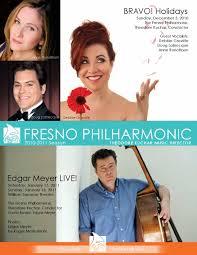2010 2011 program book by fresno philharmonic issuu