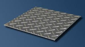 1 8 aluminum sheet 6061 t6 aluminum diamond tread plate midwest steel aluminum