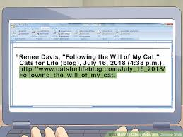 3 Ways To Cite A Website In Chicago Style Wikihow