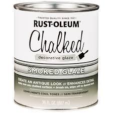 Rust Oleum Chalked Paint